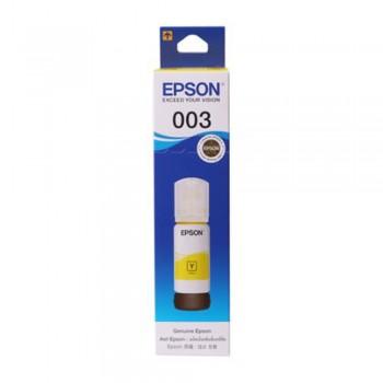 Epson 003 T00V400 Ink Bottle Yellow 65ml