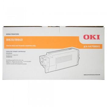 OKI B820/840 Toner Cartridge 44707701 - 6K pages