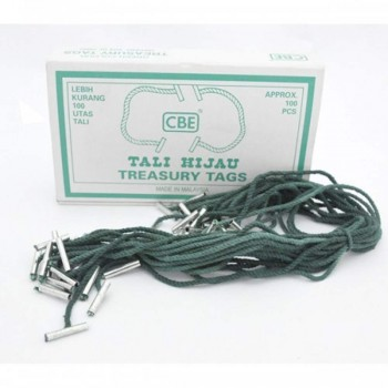 CBE Treasury Tags 10T (Item NO: B10-158) A1R4B33