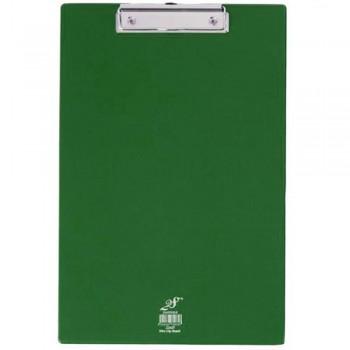 EAST FILE PVC WIRE CLIPBOARD GREEN-2340F (Item No: B11-27 GR)