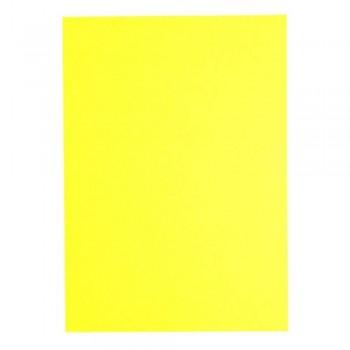 Deep Color A4 80gsm Paper CS210 - Lemon (Item No: C01-02 LEMON) A5R1B6