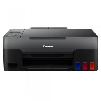 Canon Easy Refillable Ink Tank High Volume Printing 3-in-1 (Print, Scan, Copy) PIXMA G2020 Colour Inkjet Printer