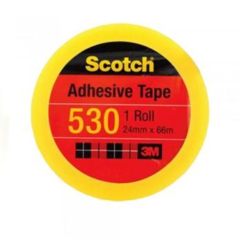 """3M Scotch 530 Tape 24mmx66m(3"""" core)"""