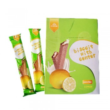 Suntree Biscuit Lemon 13 g - 24pcs