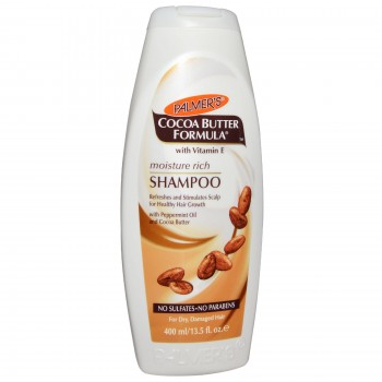 Palmer's Vitamin E Cocoa Butter Moisture Rich Shampoo 400ml