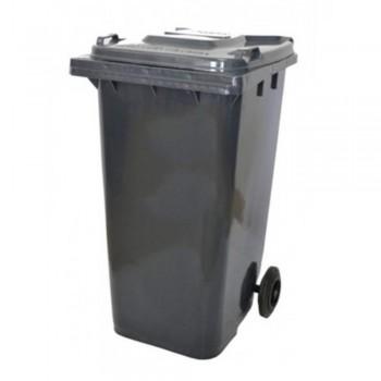 LEADER Mobile Garbage Bins BP 120 D.Grey
