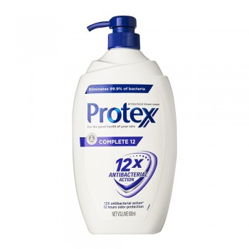 Protex Complete 12 Antibacterial Shower Gel 900ml