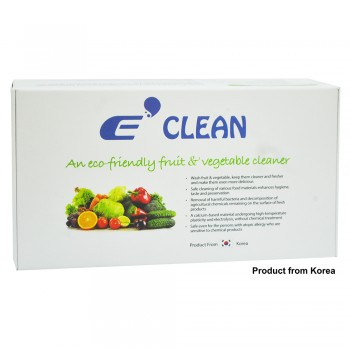 EOSG E-Clean  20 Packet x 1.5g