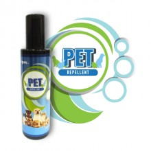 EOSG 7+ Pet Repellant (200ml) - Dog & Cat Repellent Spray, Indoor & Outdoor Use, Discourage & Repel Pets from Urinating or Pooing, Deter Chew Bite Scratch Marks - Semburan Pengusir Kucing & Anjing - 驱狗驱猫剂 防狗猫禁区喷雾剂 (Formulated in Japan)