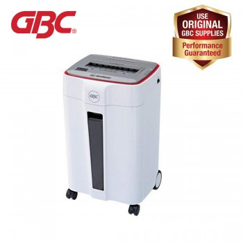 GBC ShredMaster 22SM - 2x10 mm Micro Cut Small Office Shredder (Item No: G07-41)