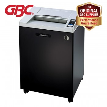 GBC CX30-55 Cross Cut Large Office Shredder