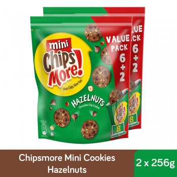 Chipsmore Hazelnut Handy (224g x 2)