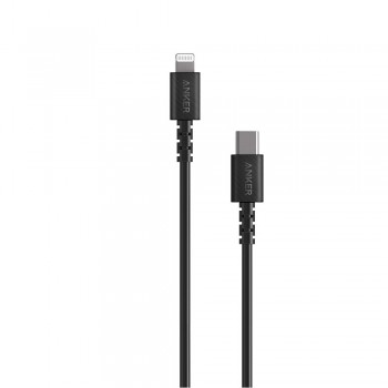 Anker PowerLine Select USB-C to Lightning Connector Cable Black (1.8M)