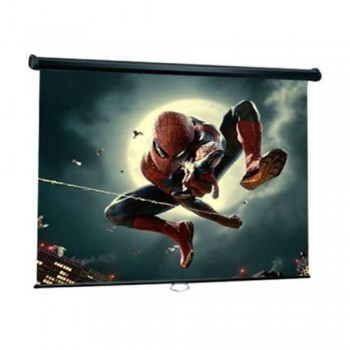 DP Screen Projector Screen - Wall Screen - Matte White - DP-WL-08 - Screen Ratio 8' x 8' - Screen Size 2440 x 2440mm