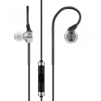 RHA S500u Earphone with Remote