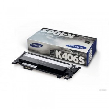Samsung CLT-K406S Black Toner Cartridge (Item No: SG CLT-K406S)