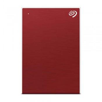 Seagate Backup Plus Portable Drive (NEW) - Red, 2TB