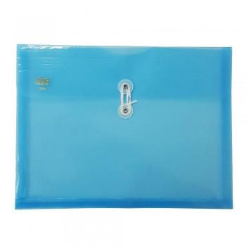 CBE 103A PP Document Holder (A4) Blue