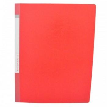 CBE 76040 Clear Holder A4 size - Red (Item No: B10-11 RD) A1R5B21