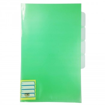 CBE 803F PP Document Holder (F4)-green (Item No: B10-101) A1R3B146