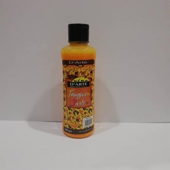 D'arte Tempera Paste Yellow Orange 300g (111)
