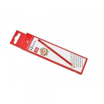 Faber Castell 1323 Pencil 2B - 12psc of box (Item No:A02-20 FC1323) A1R1B151
