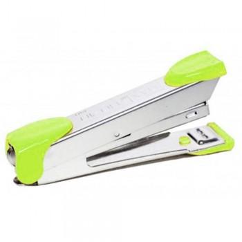 MAX HD-10 Tokyo Design  Manual Stapler - Light Green (Item No: B07-12 HD10L.GR)