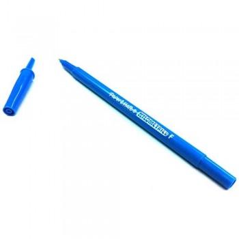 Papermate Kilometrico Ball Point Pen - 0.8mm BLUE (Item No: A04-01 KLFBL) A1R1B35