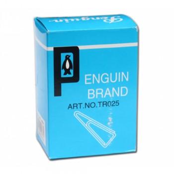 Penguin Triangle Paper Clip 25mm (10 small boxes)