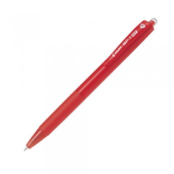 Pilot BP-1 RT Ballpoint Pen Fine Red 0.7mm (BP-1RT-F-R)
