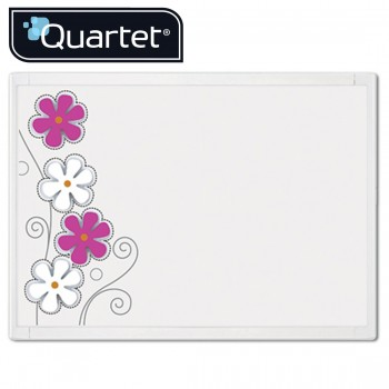 Quartet White Frame Flower Combination Board QBD30000
