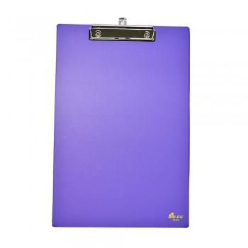 EMI 1340 Wire Clipboard F4 - Fancy Purple