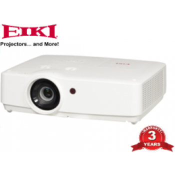 EIKI EK-307W 3LCD PROJECTOR - 5.1K AL, WXGA, 3 years warranty