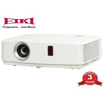 EIKI EK-100W WXGA 3LCD PROJECTOR - 4.2K AL, WXGA, 3 years warranty