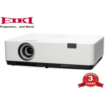 EIKI EK-122EX LCD Projector - 3.6K AL, XGA, 3years warranty