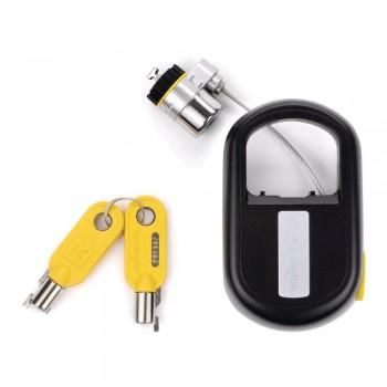 Kensington K64538US MicroSaver® Retractable Keyed Laptop Lock T