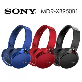 Sony B950B1 - EXTRA BASS™  Headphones
