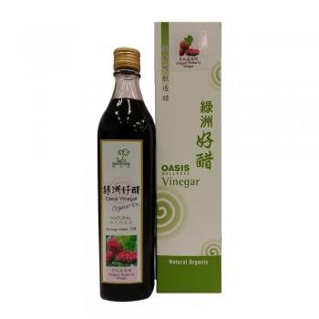 Oasis Wellness Organic Mulberry Vinegar 520ml (No Sugar)
