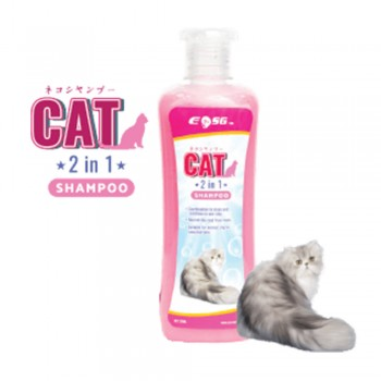 EOSG Cat 2 in 1 Shampoo